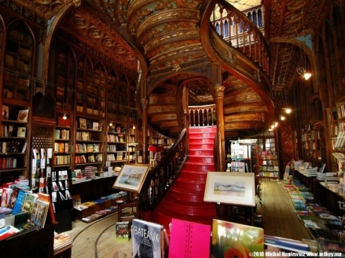 llibreria-lello-a-oporto