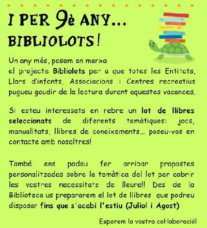 bibliolots