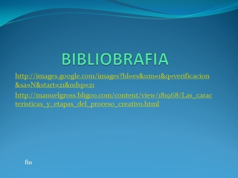 bibliobrafía