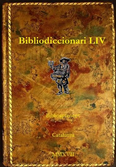 Bibliodiccionari LIV