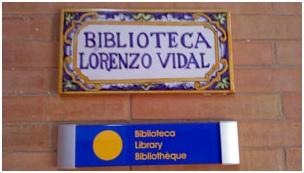 biblioteca lorenzo vidal triana